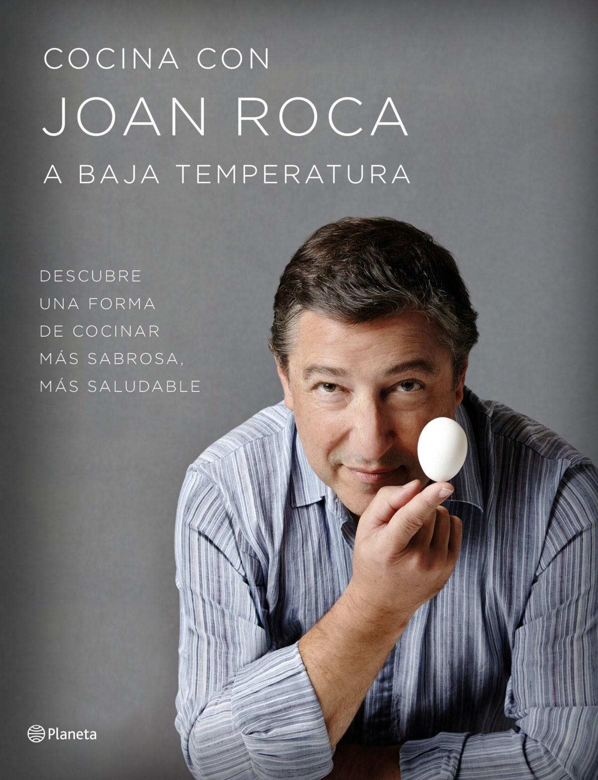Cocina con Joan Roca a baja temperatura 9788408152040
