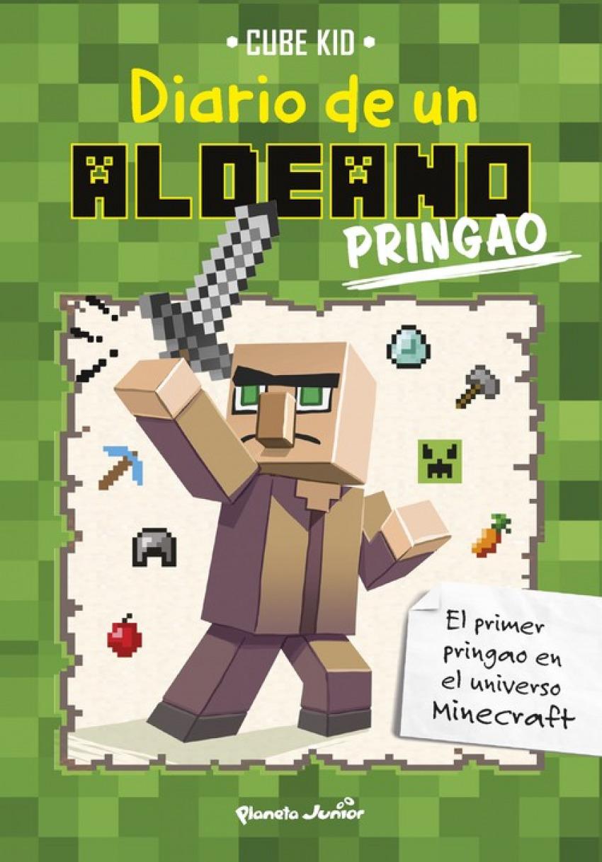 Diario de un aldeano pringao 9788408154044