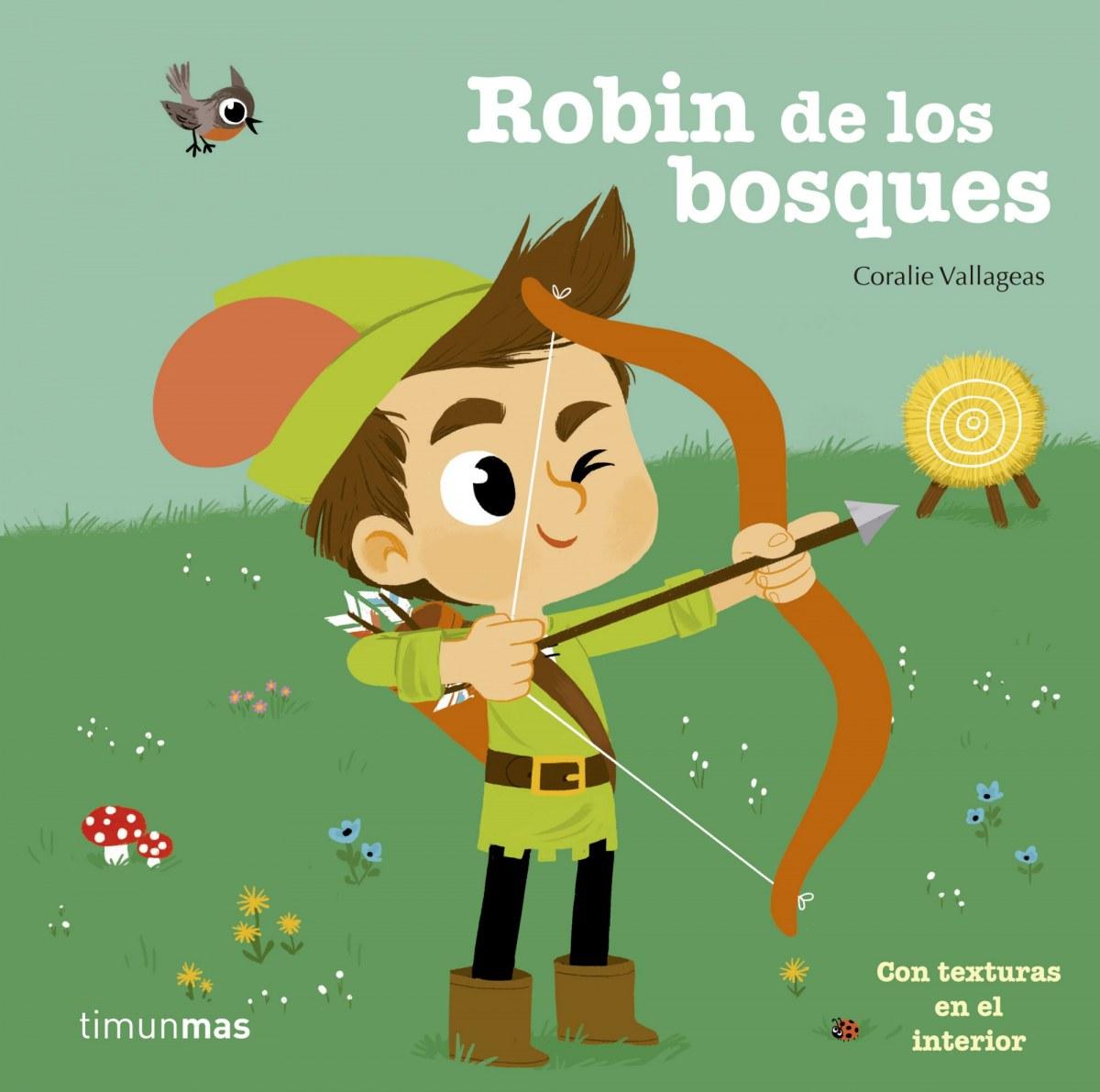 ROBIN DE LOS BOSQUES 9788408154860