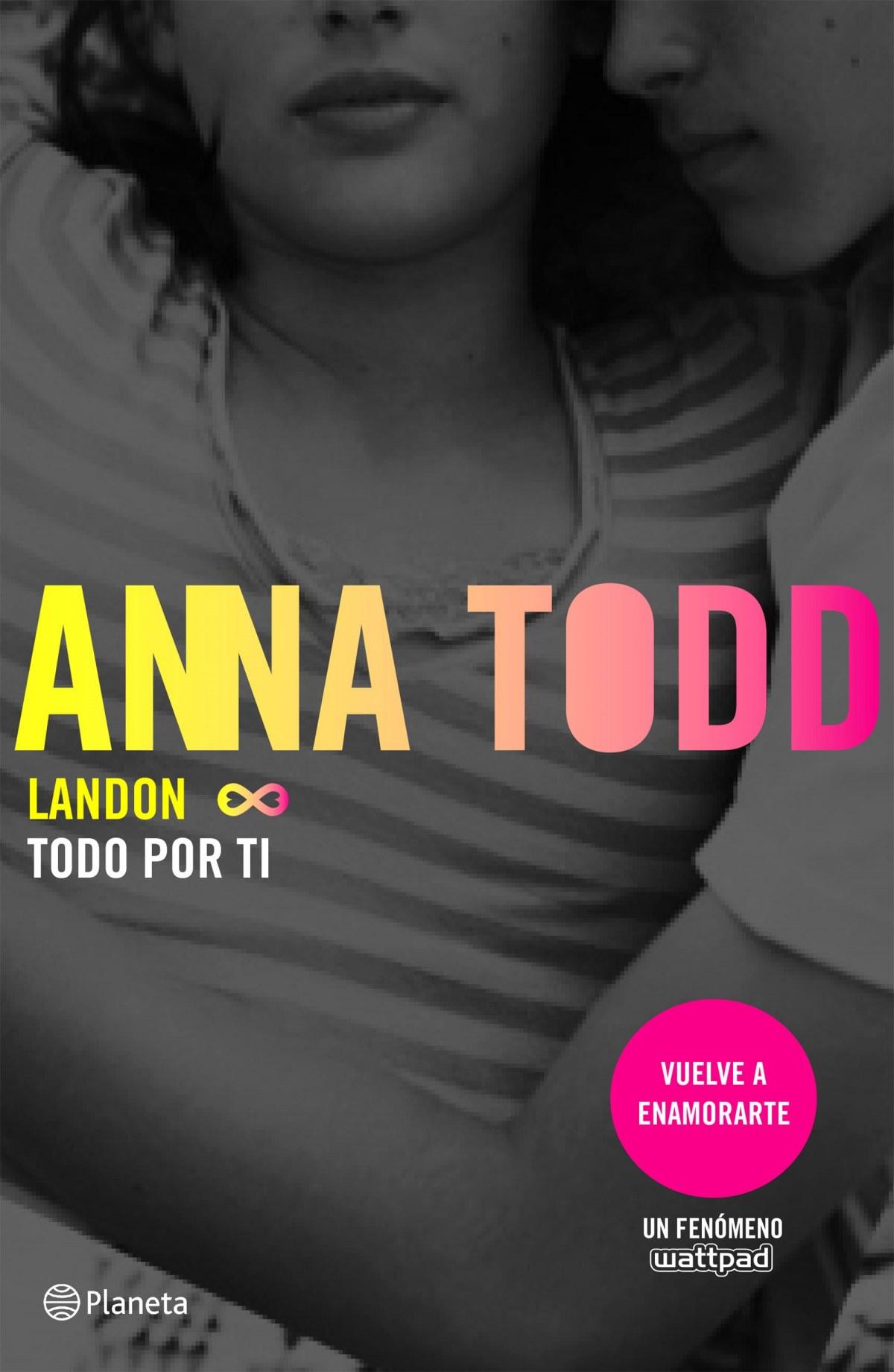 LANDON. TODO POR TI 9788408155324