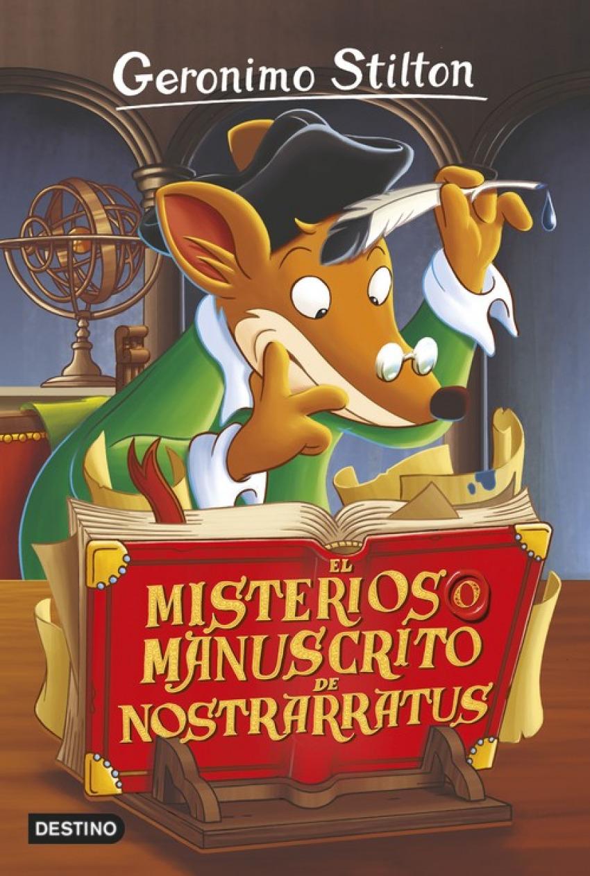 GS3N.EL MISTERIOSO MANUSCRITO DE NOSTRARRATUS 9788408155379