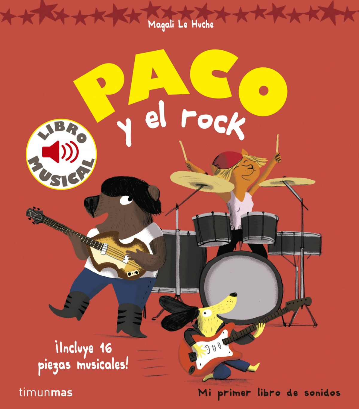 PACO Y EL ROCK 9788408157373