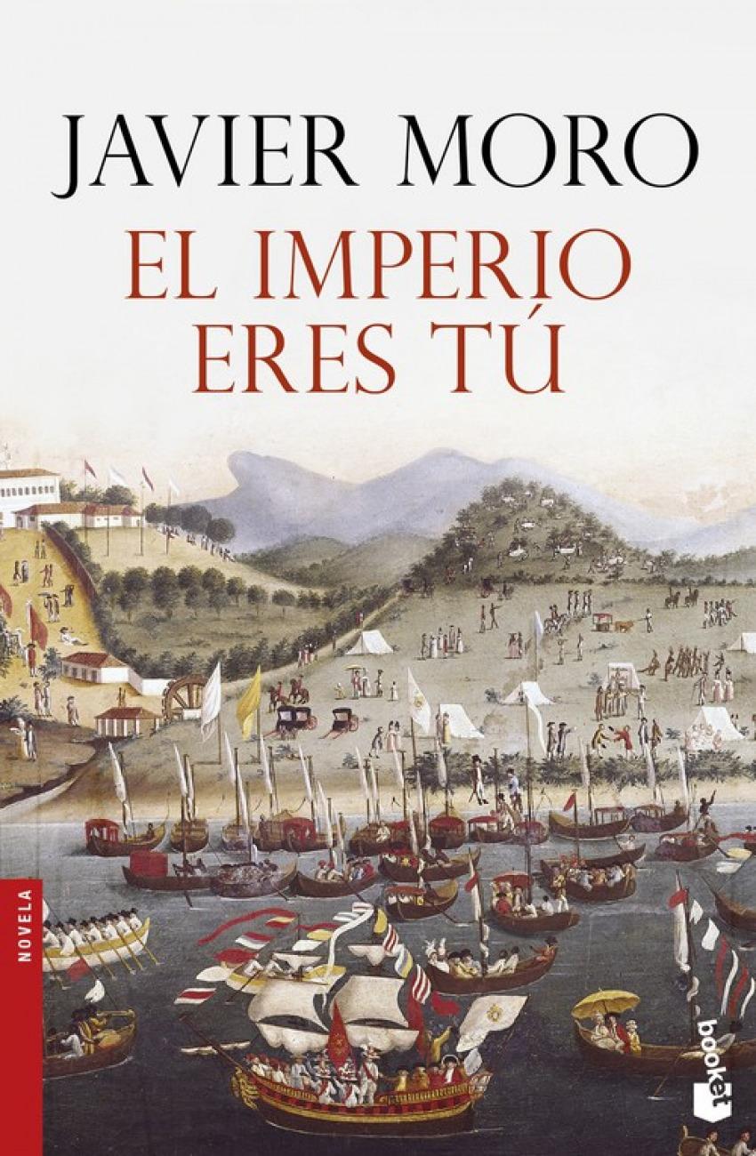 EL IMPERIO ERES TÚ 9788408158790