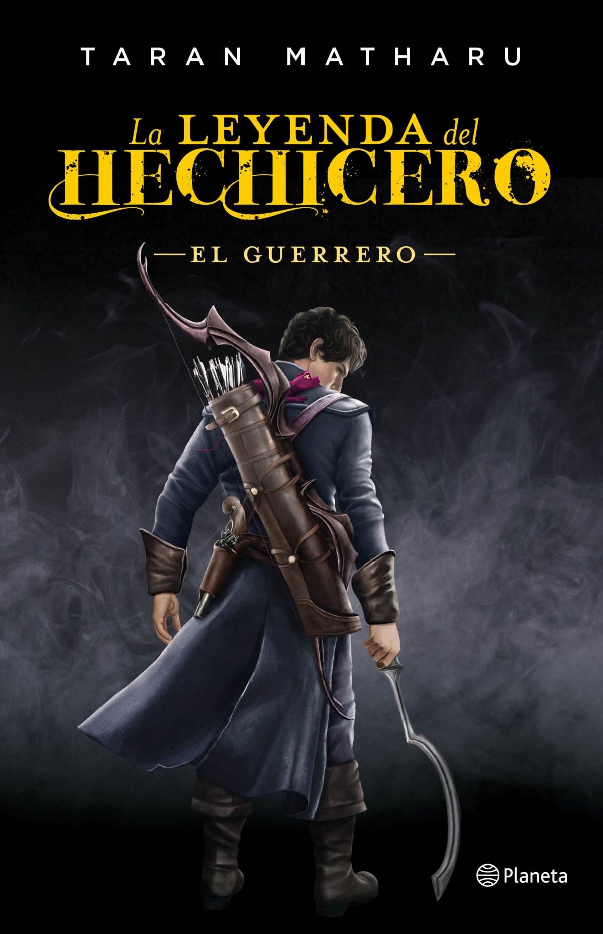 LA LEYENDA DEL HECHICERO. EL GUERRERO 9788408161790