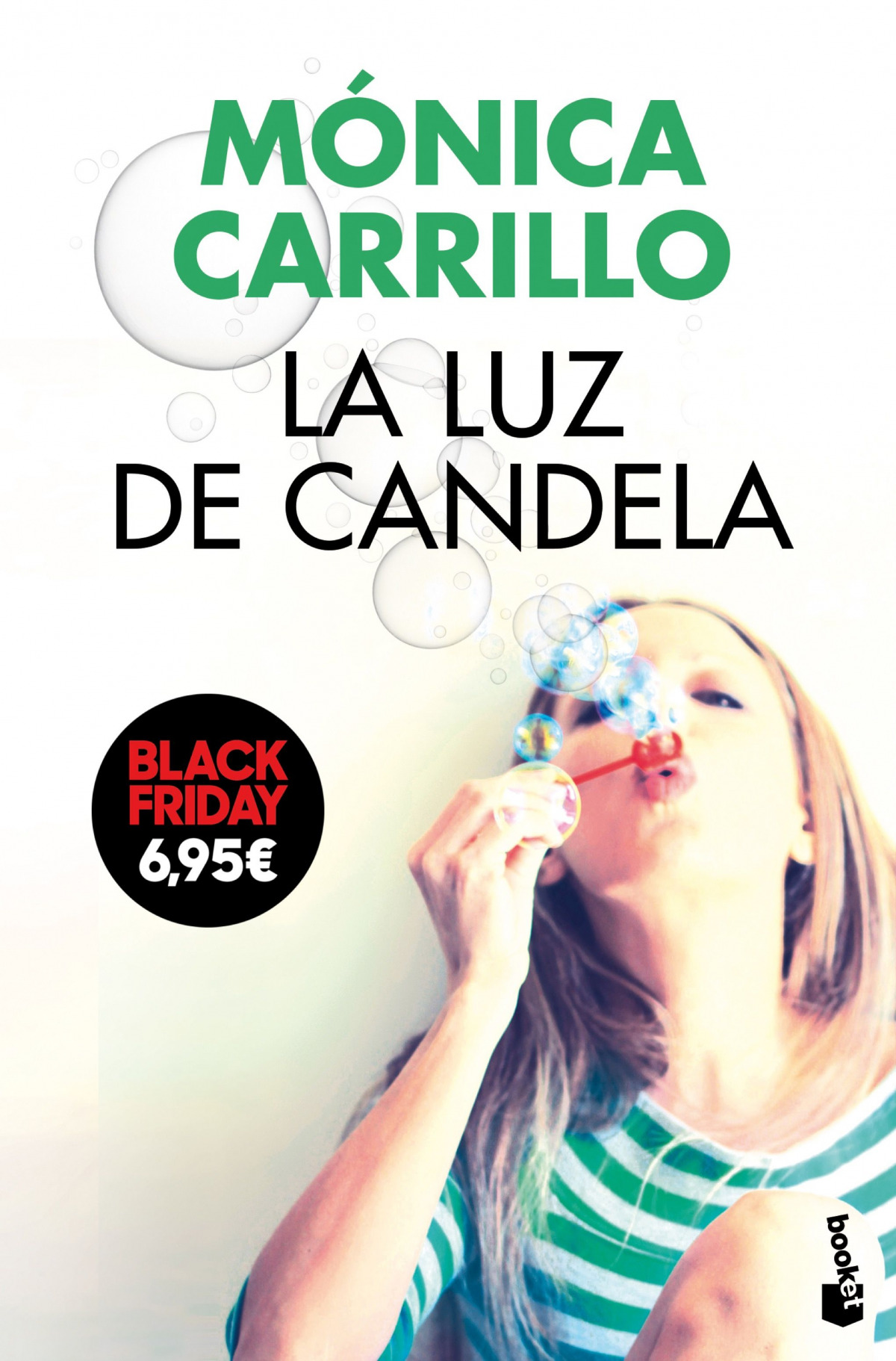 LA LUZ DE CANDELA 9788408161837