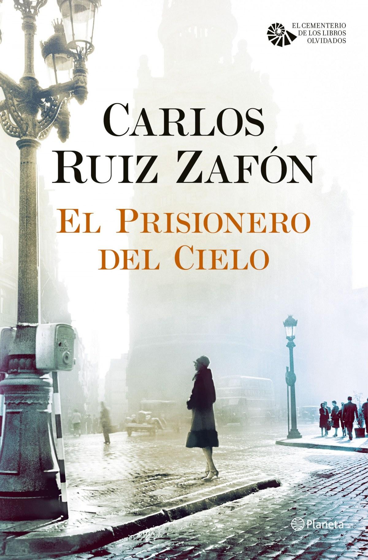 EL PRISIONERO DEL CIELO 9788408163374