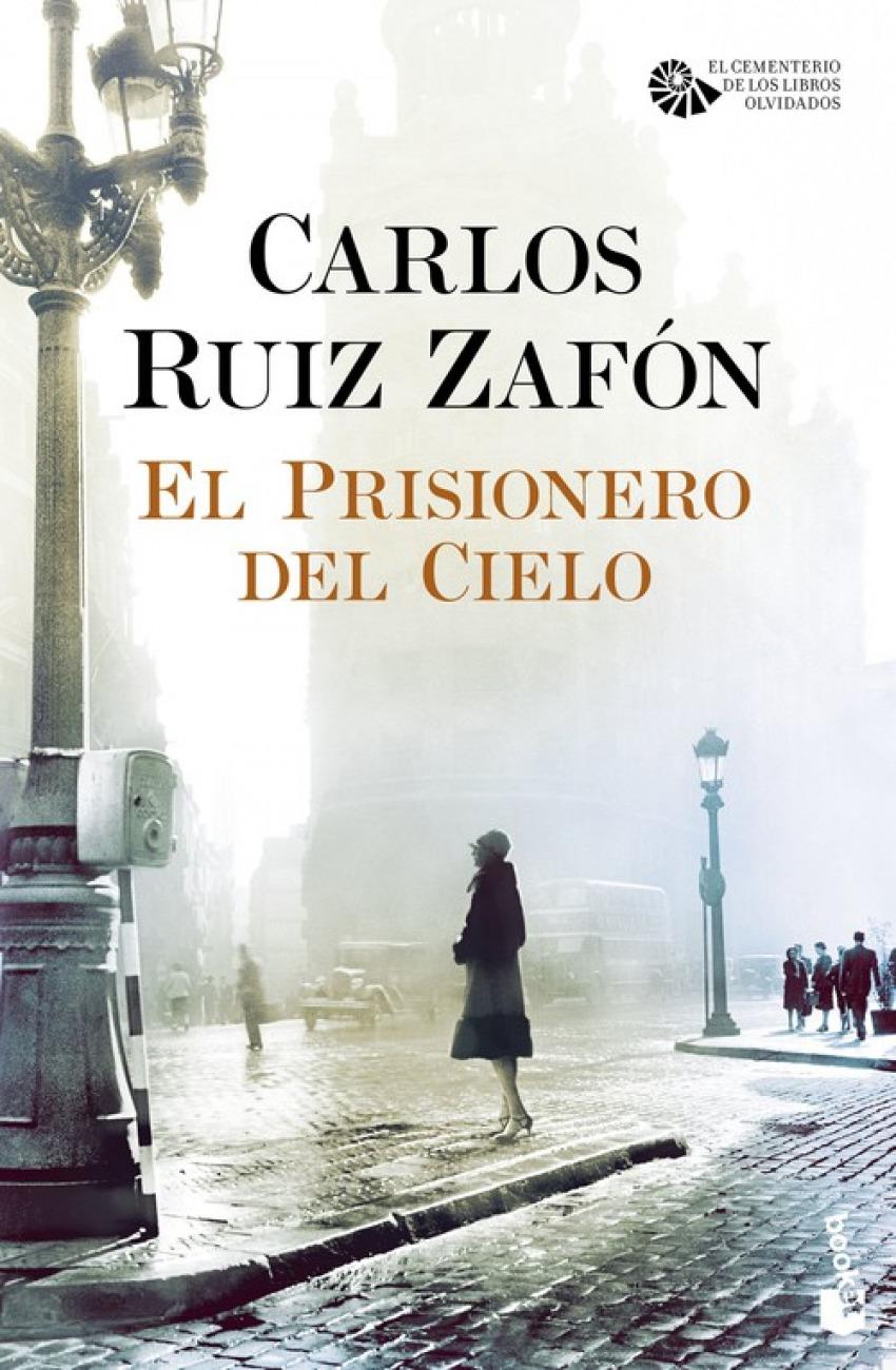 EL PRISIONERO DEL CIELO 9788408163459