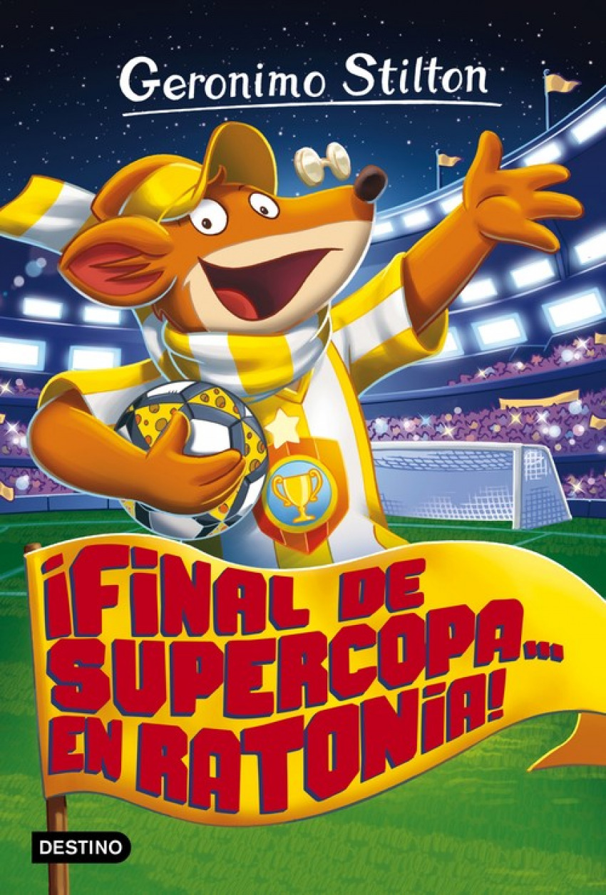 ­Final de supercopa... en Ratonia! 9788408165521