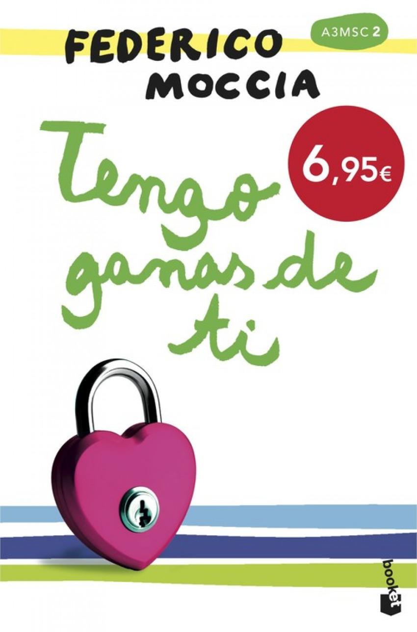 TENGO GANAS DE TI 9788408165880