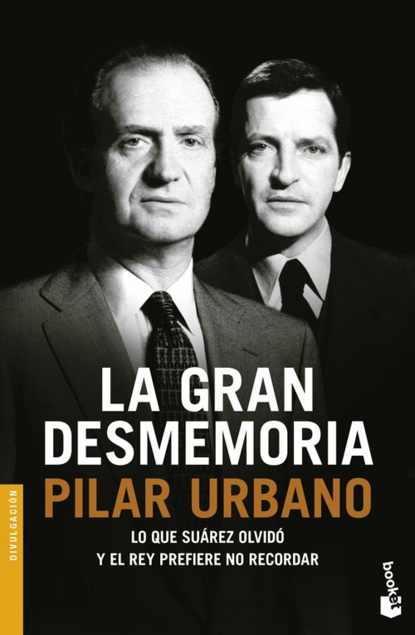 LA GRAN DESMEMORIA 9788408166795