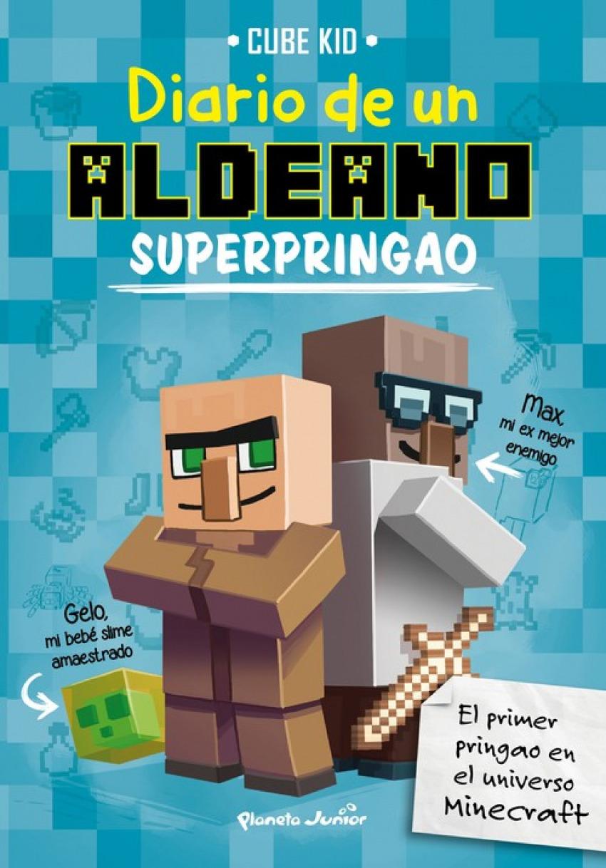 Diario de un aldeano superpringao 9788408169307