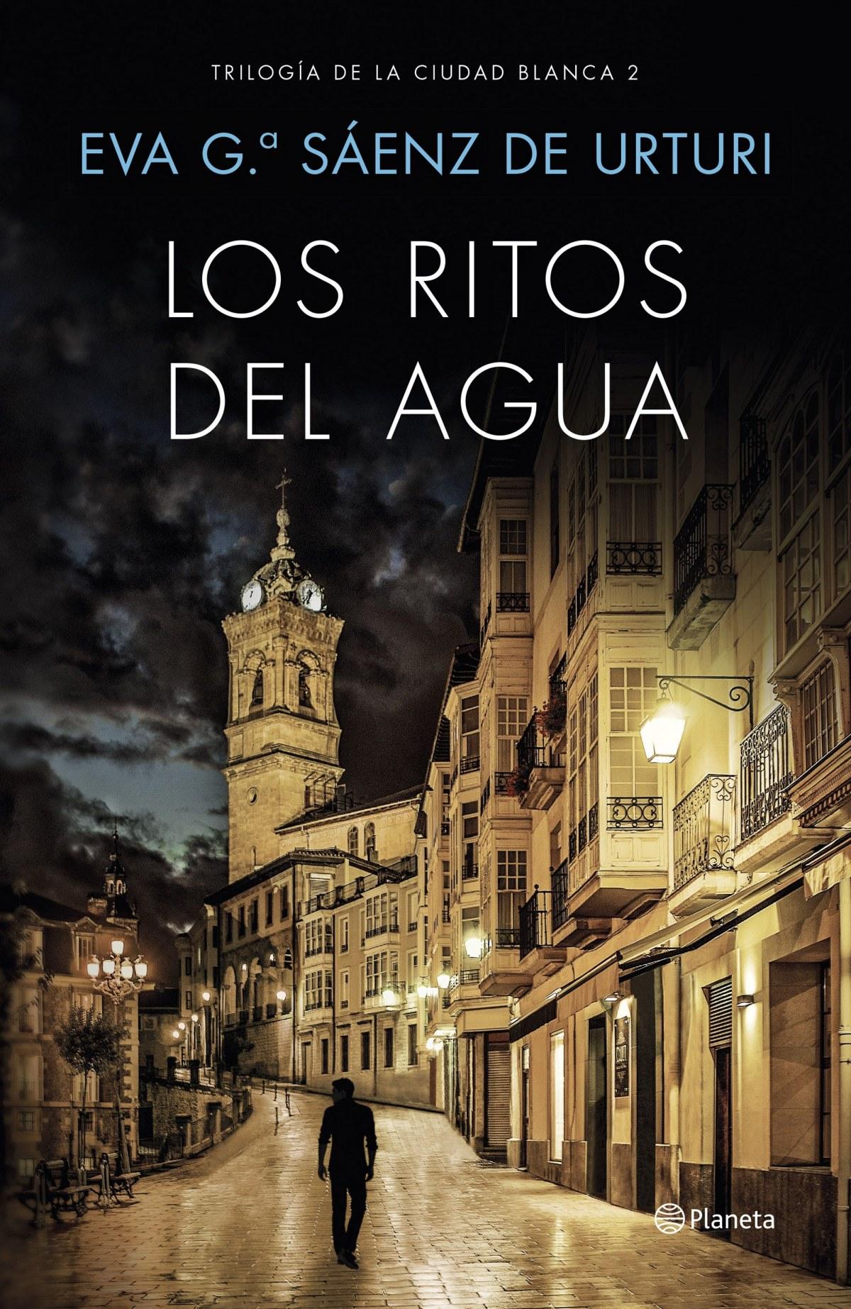 LOS RITOS DEL AGUA 9788408169451