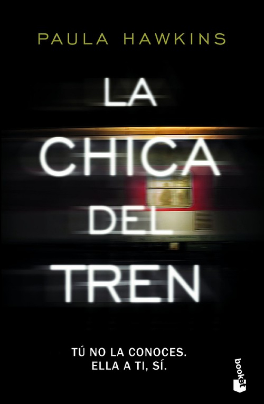 LA CHICA DEL TREN 9788408172185