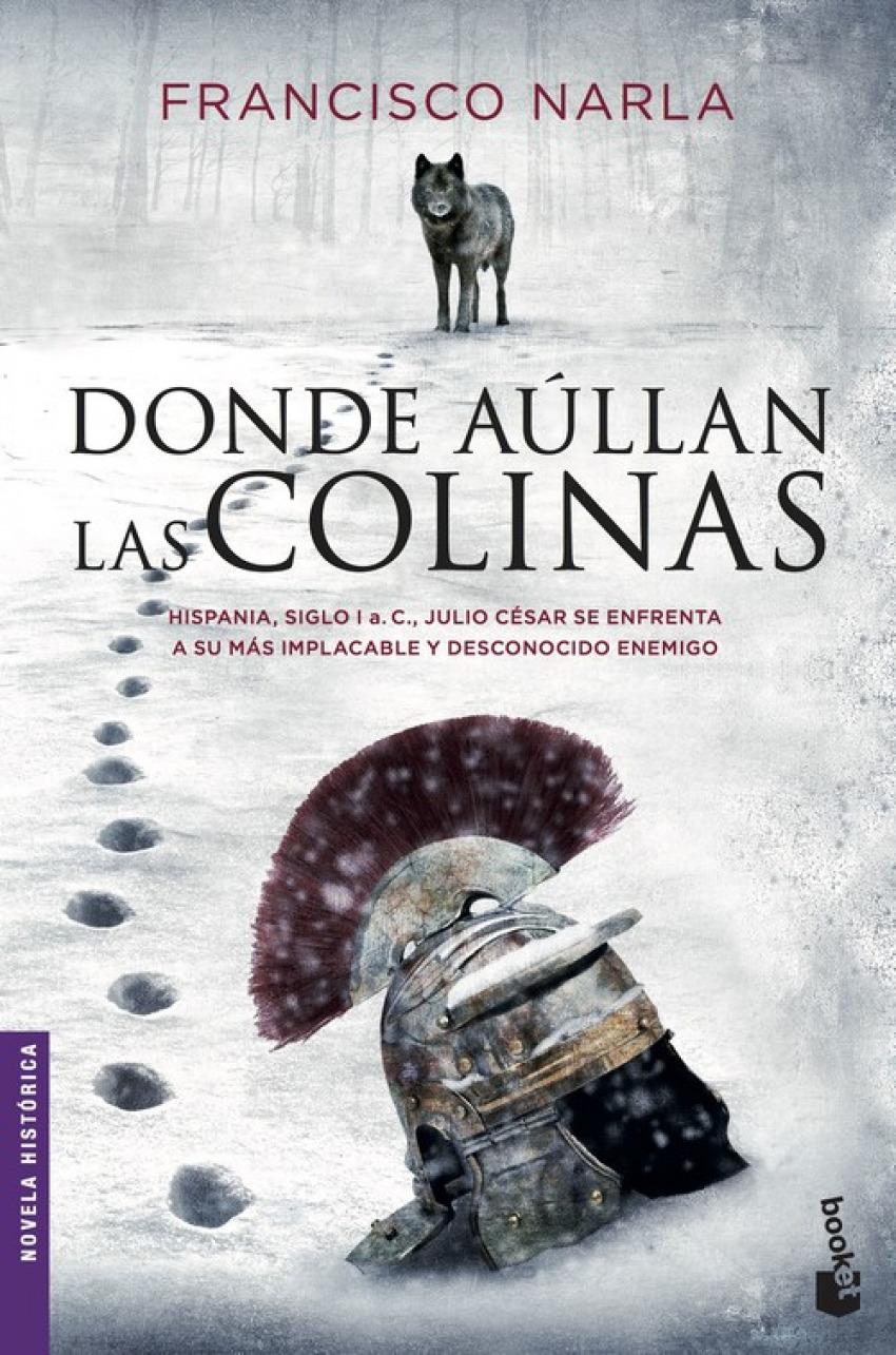 DONDE AULLAN LAS COLINAS 9788408172581