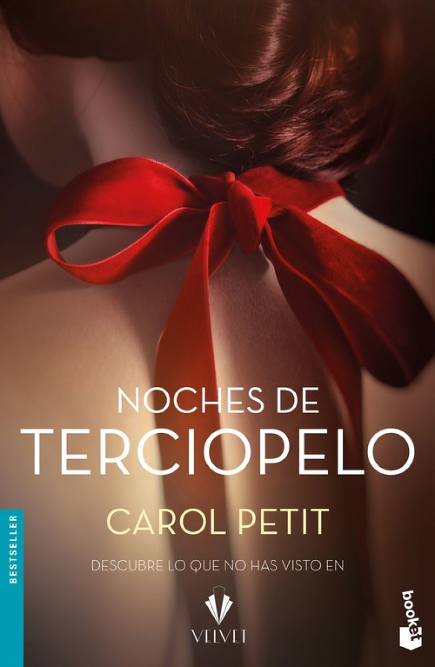 NOCHES DE TERCIOPELO 9788408175032