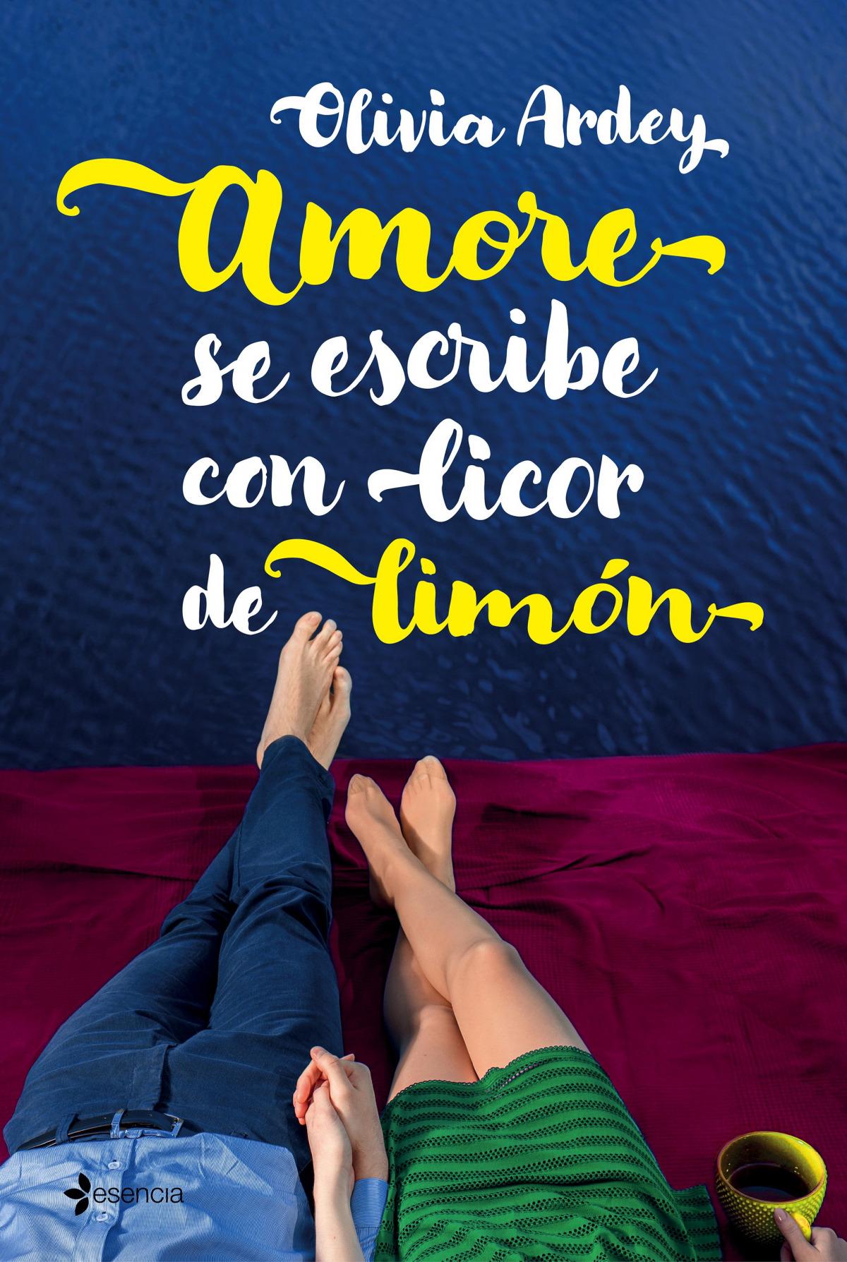 AMORE SE ESCRIBE CON LICOR DE LIMON 9788408176411