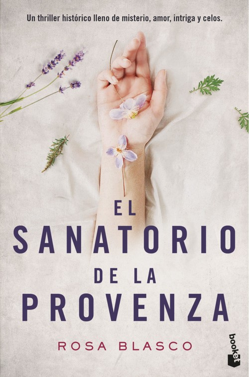 EL SANATORIO DE LA PROVENZA 9788408176466