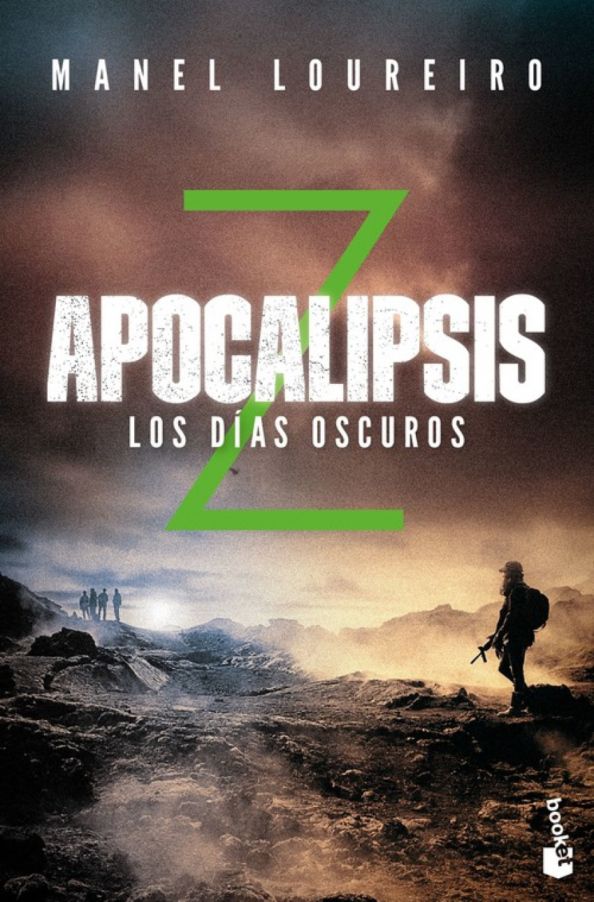 APOCALIPSIS Z LOS DÍAS OSCUROS 9788408176596