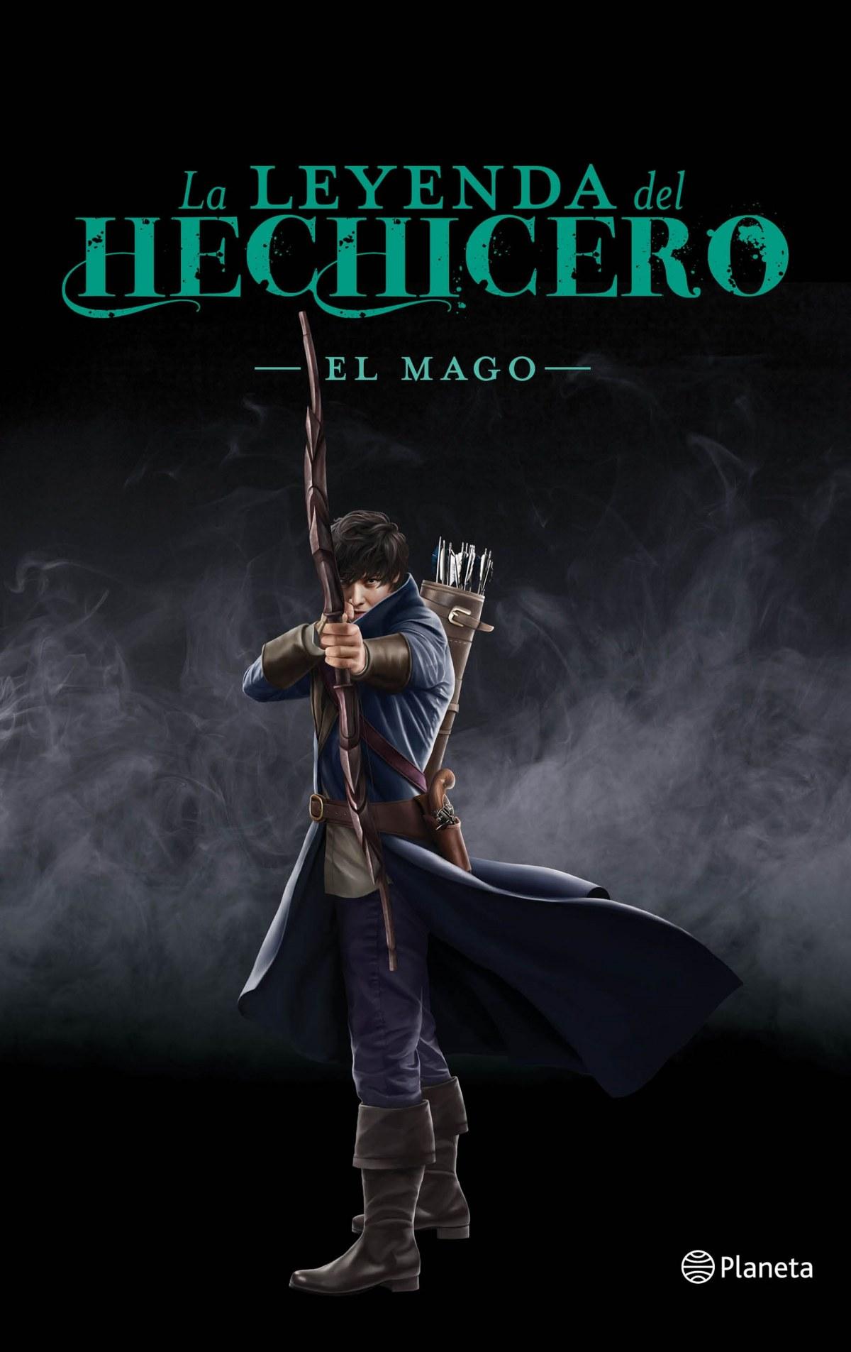 LA LEYENDA DEL HECHICERO. EL MAGO 9788408177098