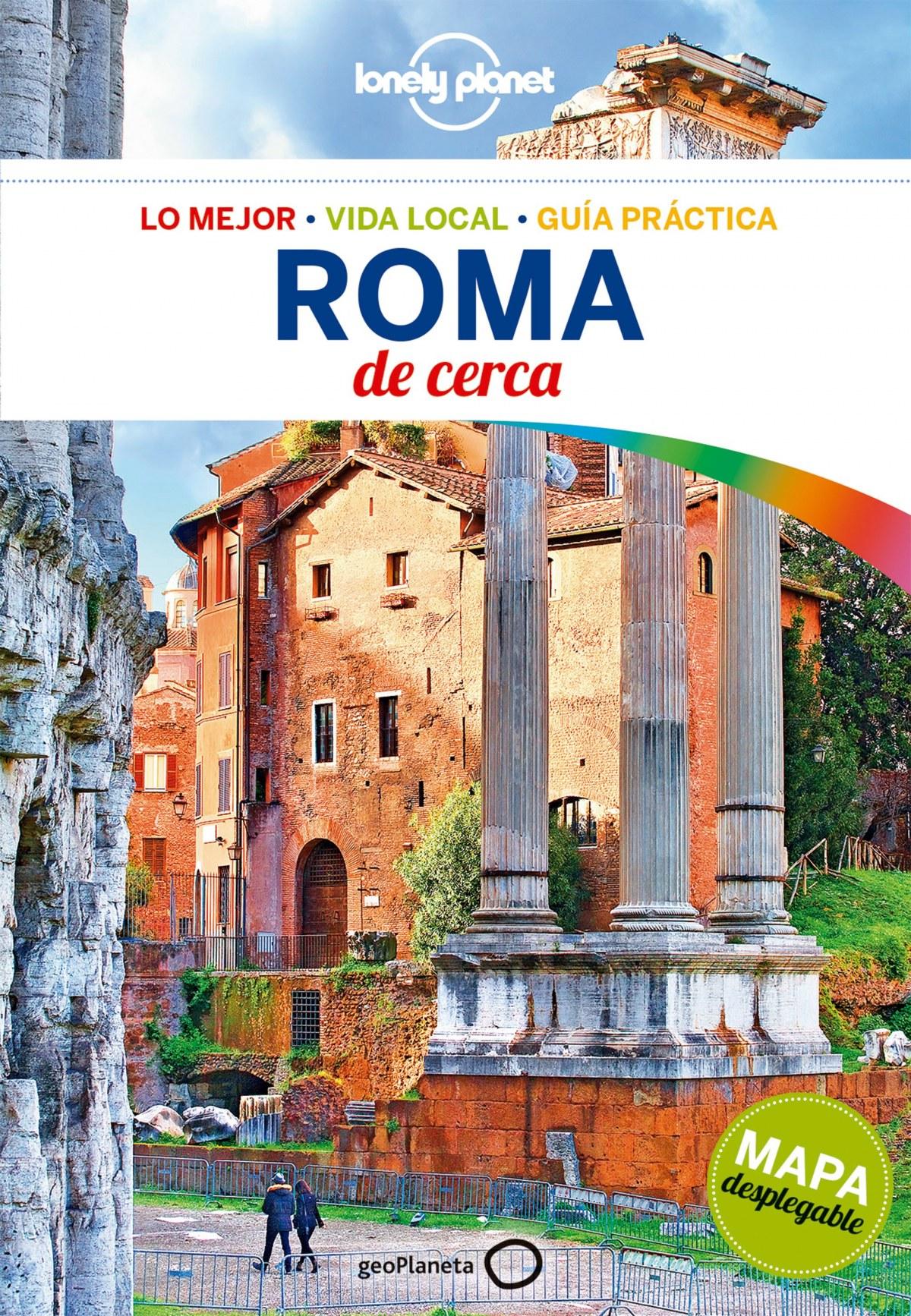 ROMA DE CERCA 2018 9788408179856