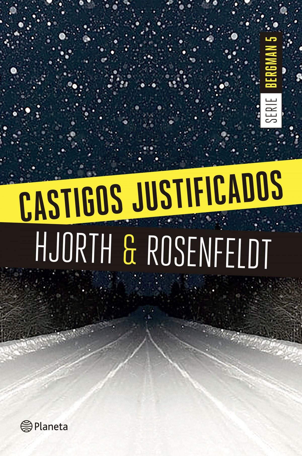 CASTIGOS JUSTIFICADOS 9788408180654