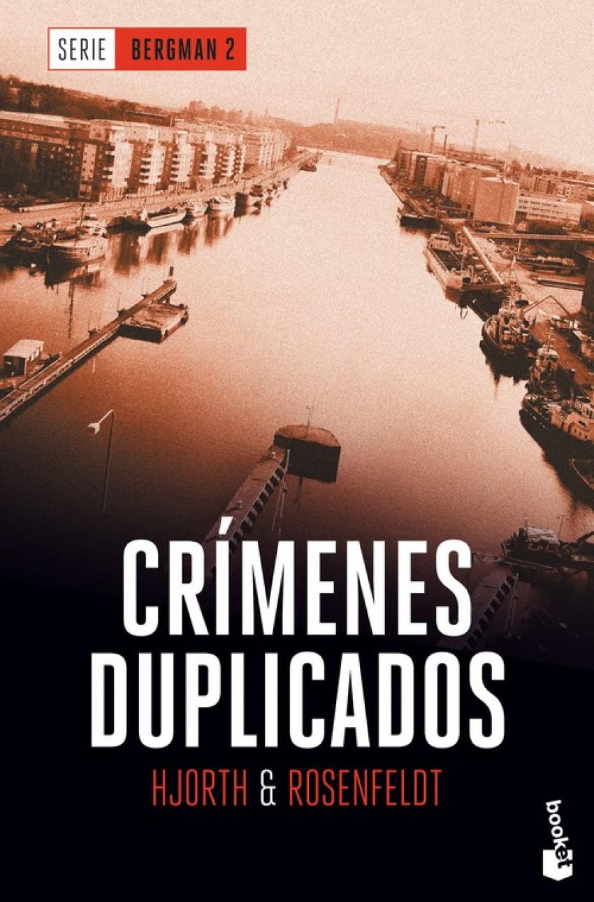 CRÍMENES DUPLICADOS 9788408180845