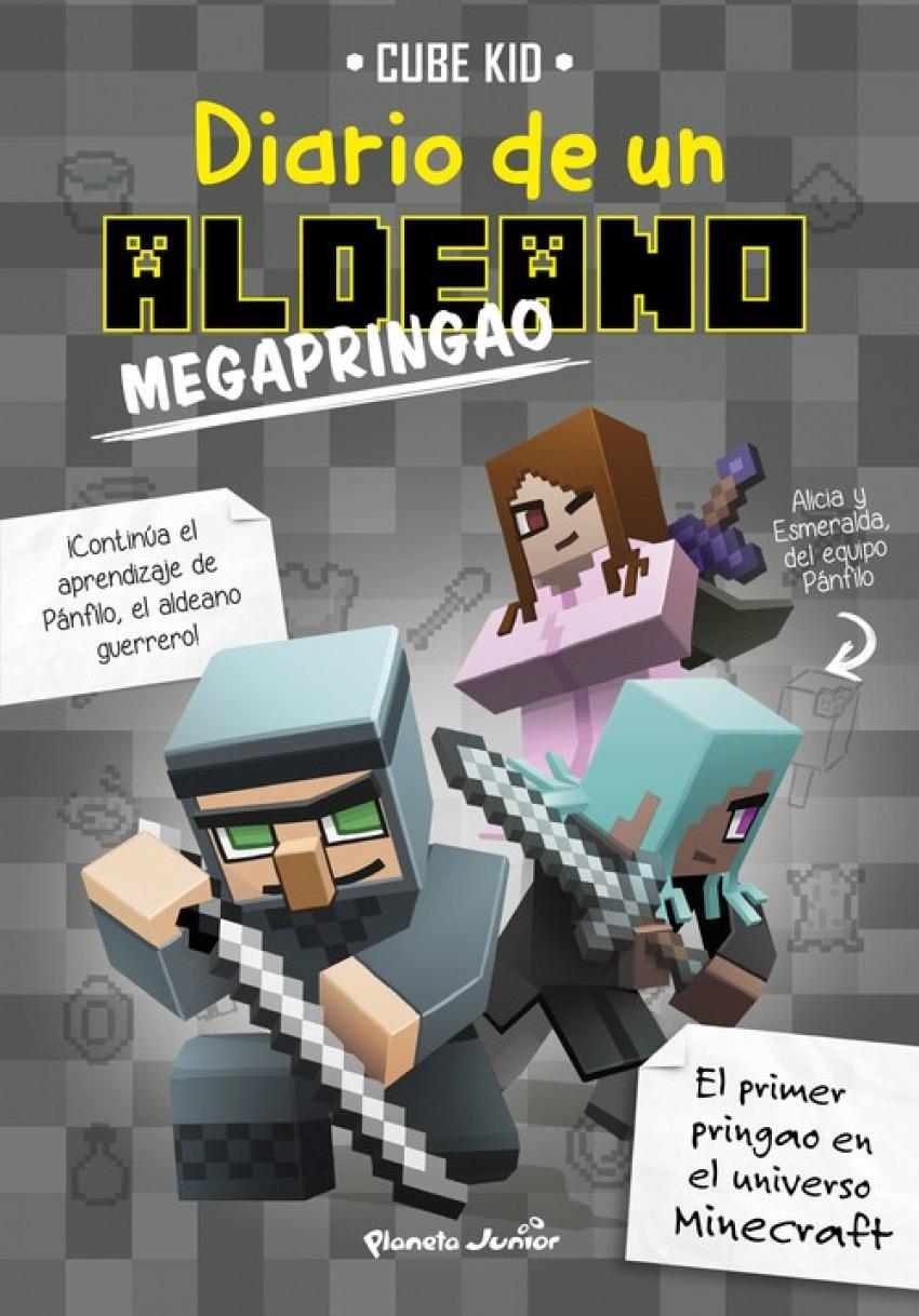 DIARIO DE UN ALDEANO MEGAPRINGAO 9788408181033