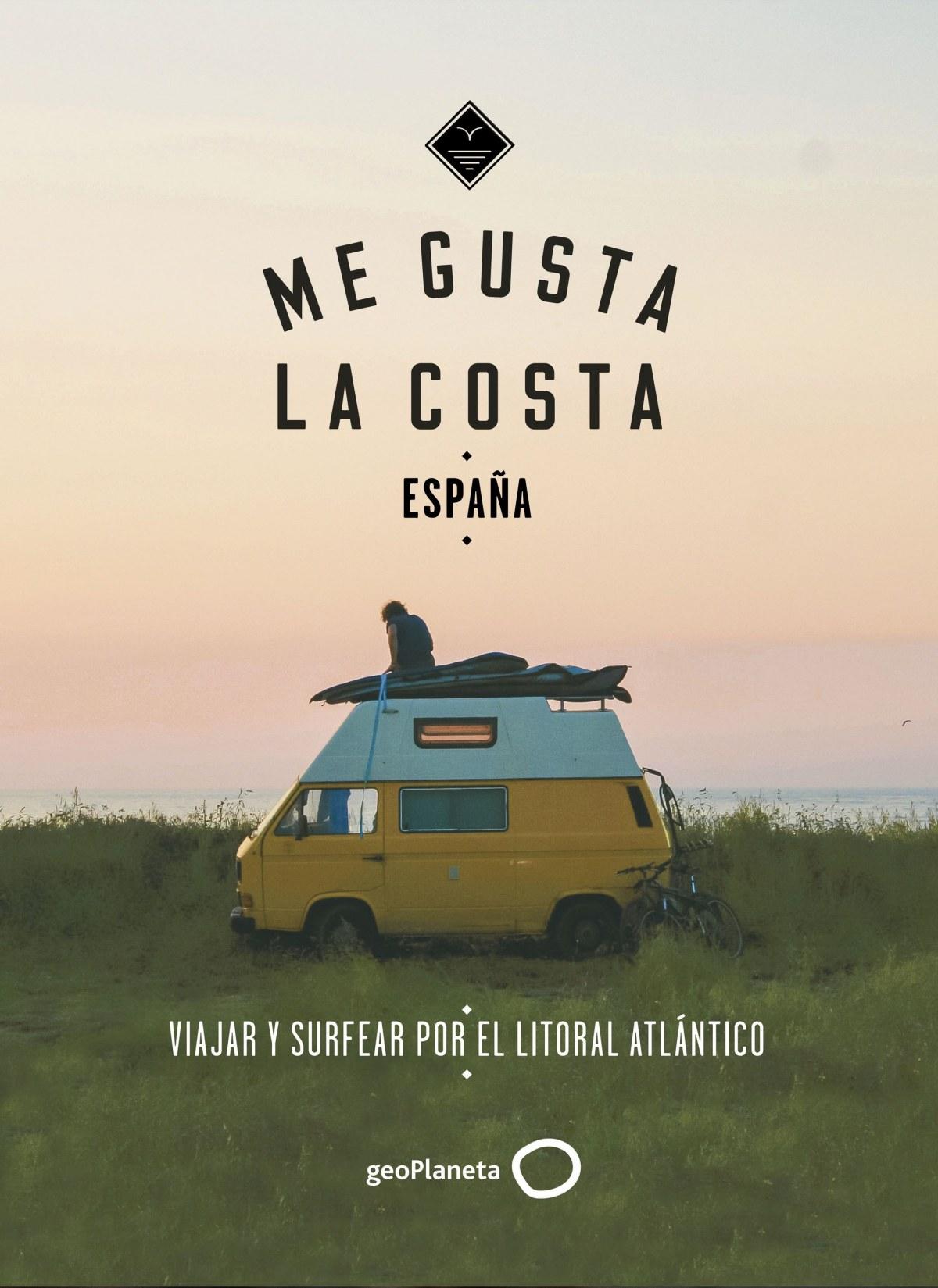 ME GUSTA LA COSTA ESPAñA 9788408186953