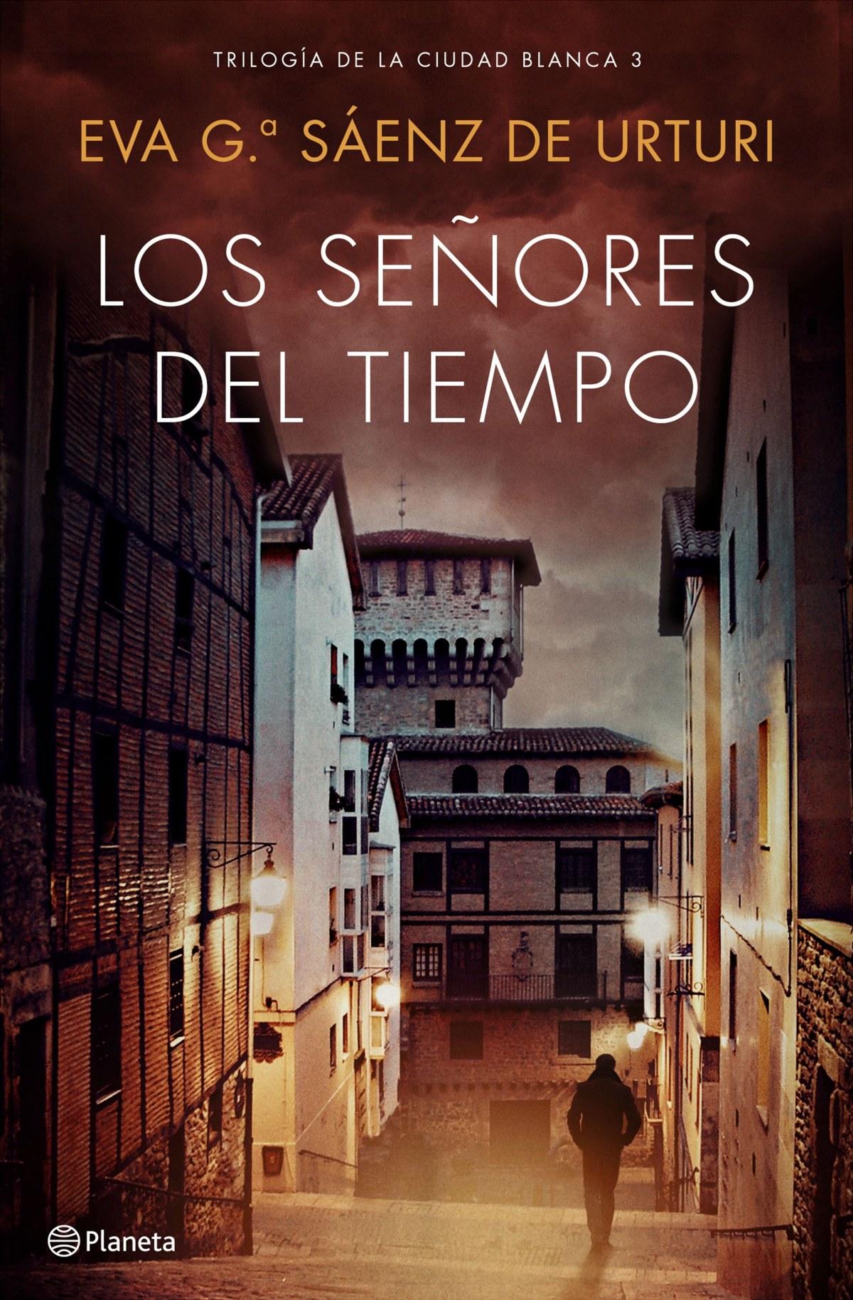 LOS SEñORES DEL TIEMPO 9788408193296