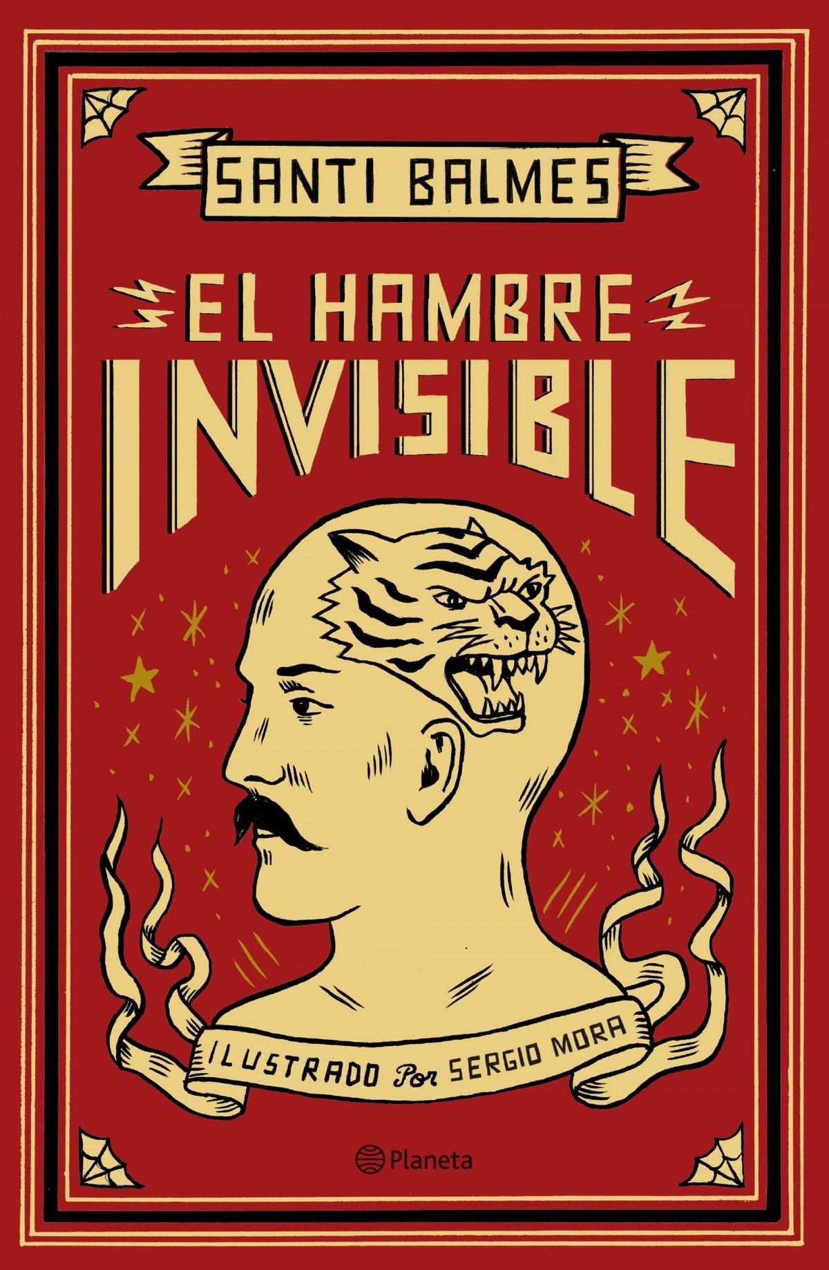 EL HAMBRE INVISIBLE 9788408193319