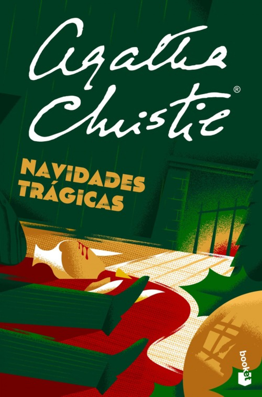NAVIDADES TRAGICAS 9788408195245