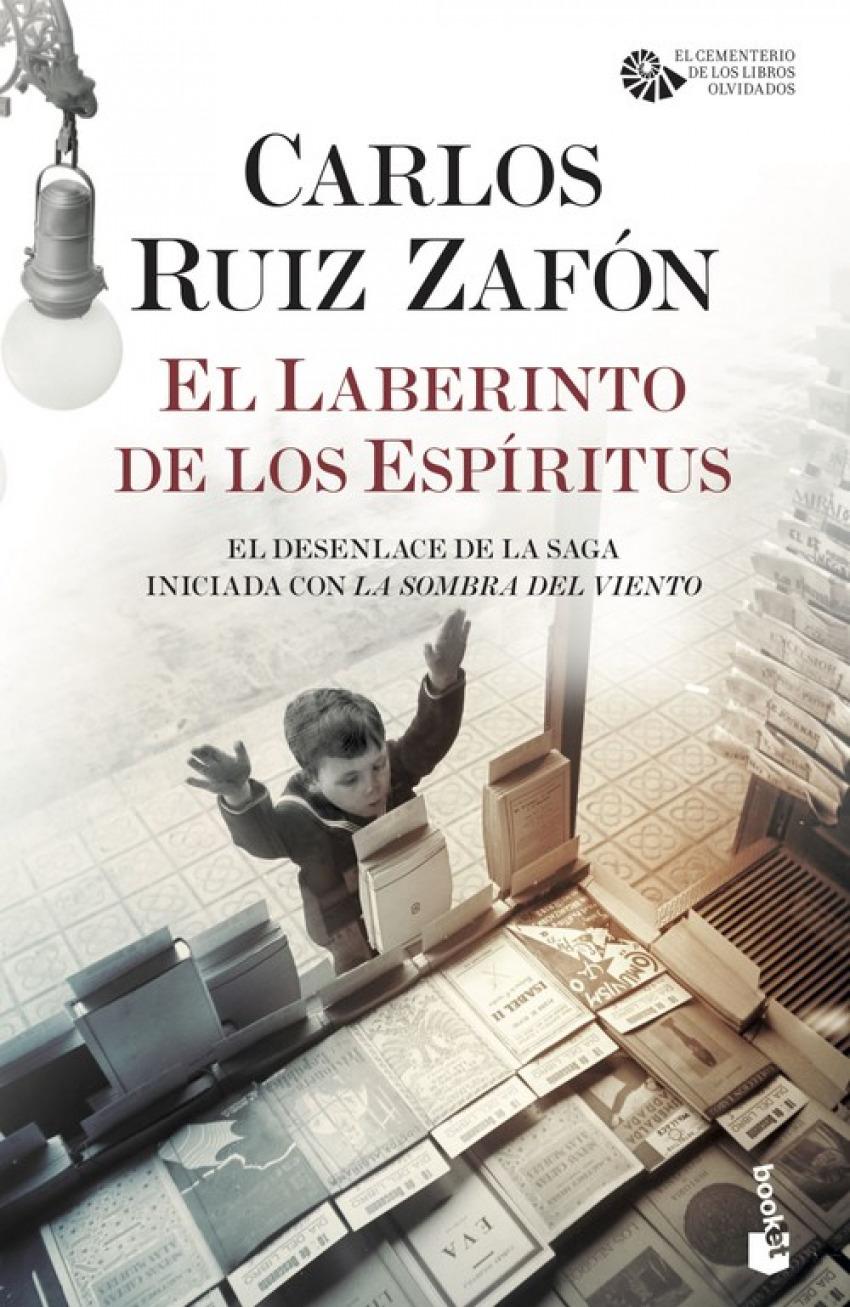 EL LABERINTO DE LOS ESPIRITUS 9788408195252