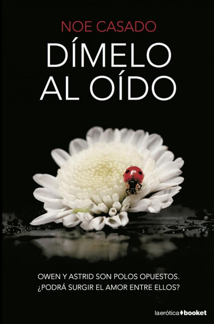 DÍMELO AL OIDO 9788408195269