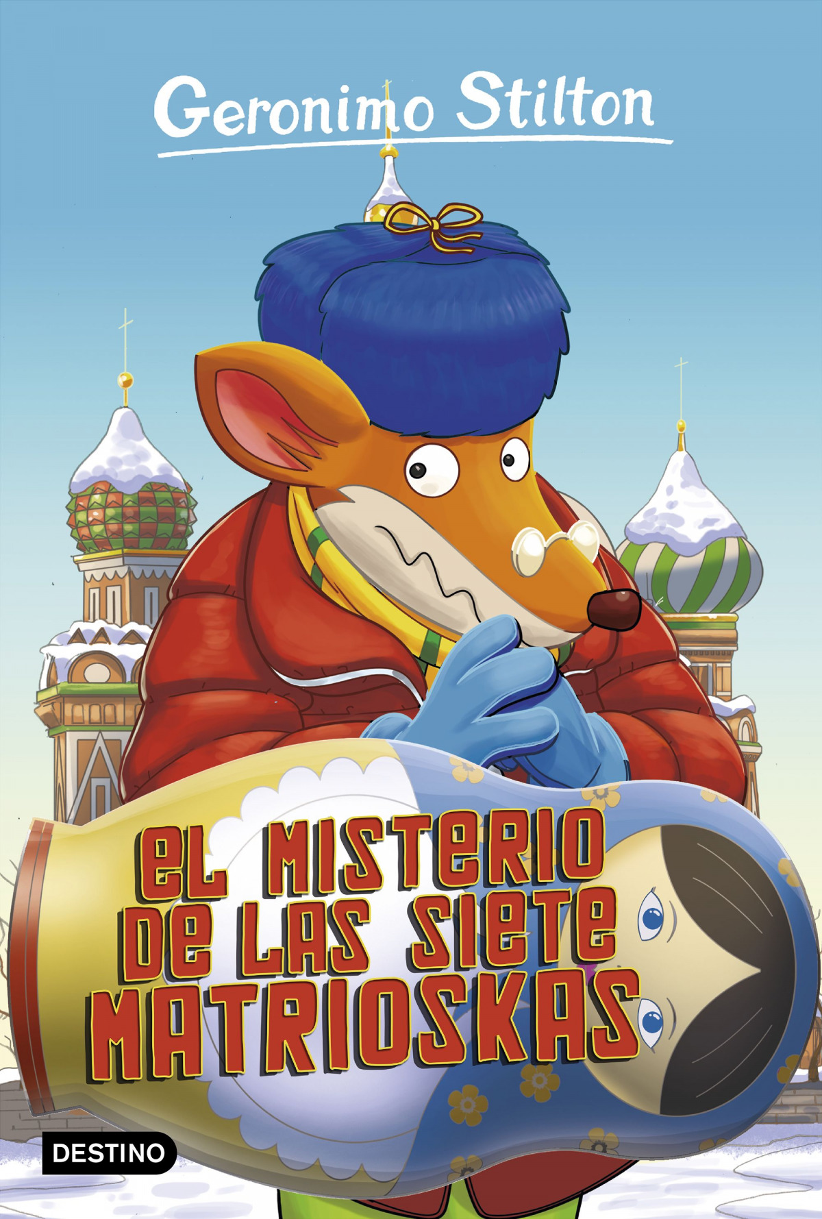72.EL MISTERIO DE LAS SIETE MATRIOSKAS 9788408196181