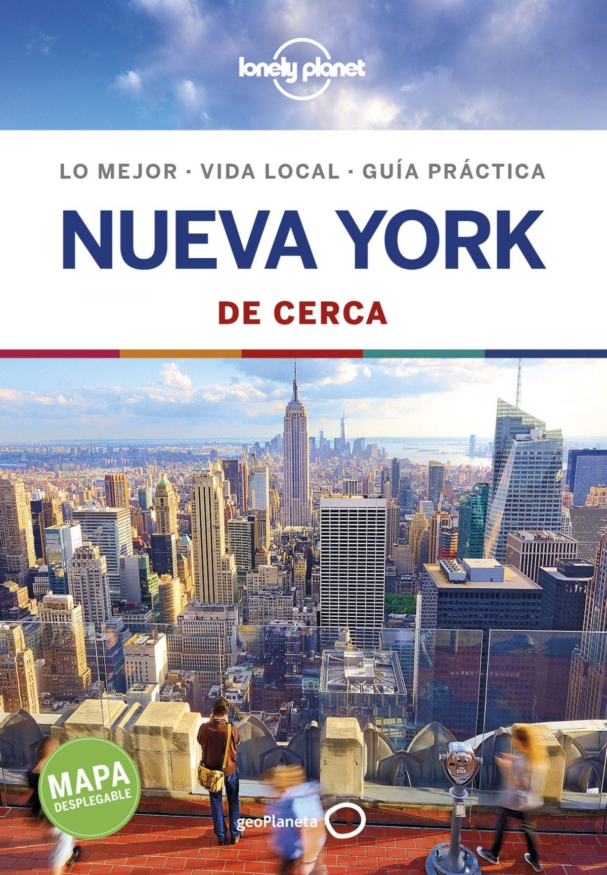 NUEVA YORK DE CERCA 7 9788408197300
