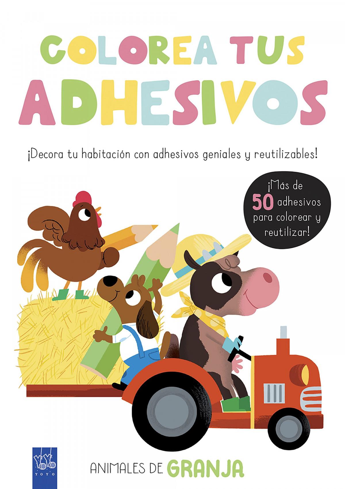 ANIMALES DE GRANJA 9788408200475