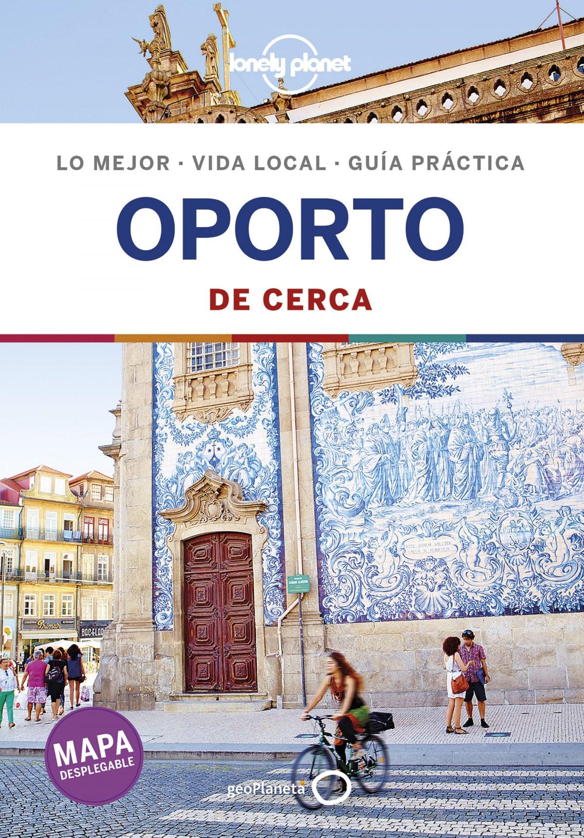 OPORTO DE CERCA 2019 9788408201113