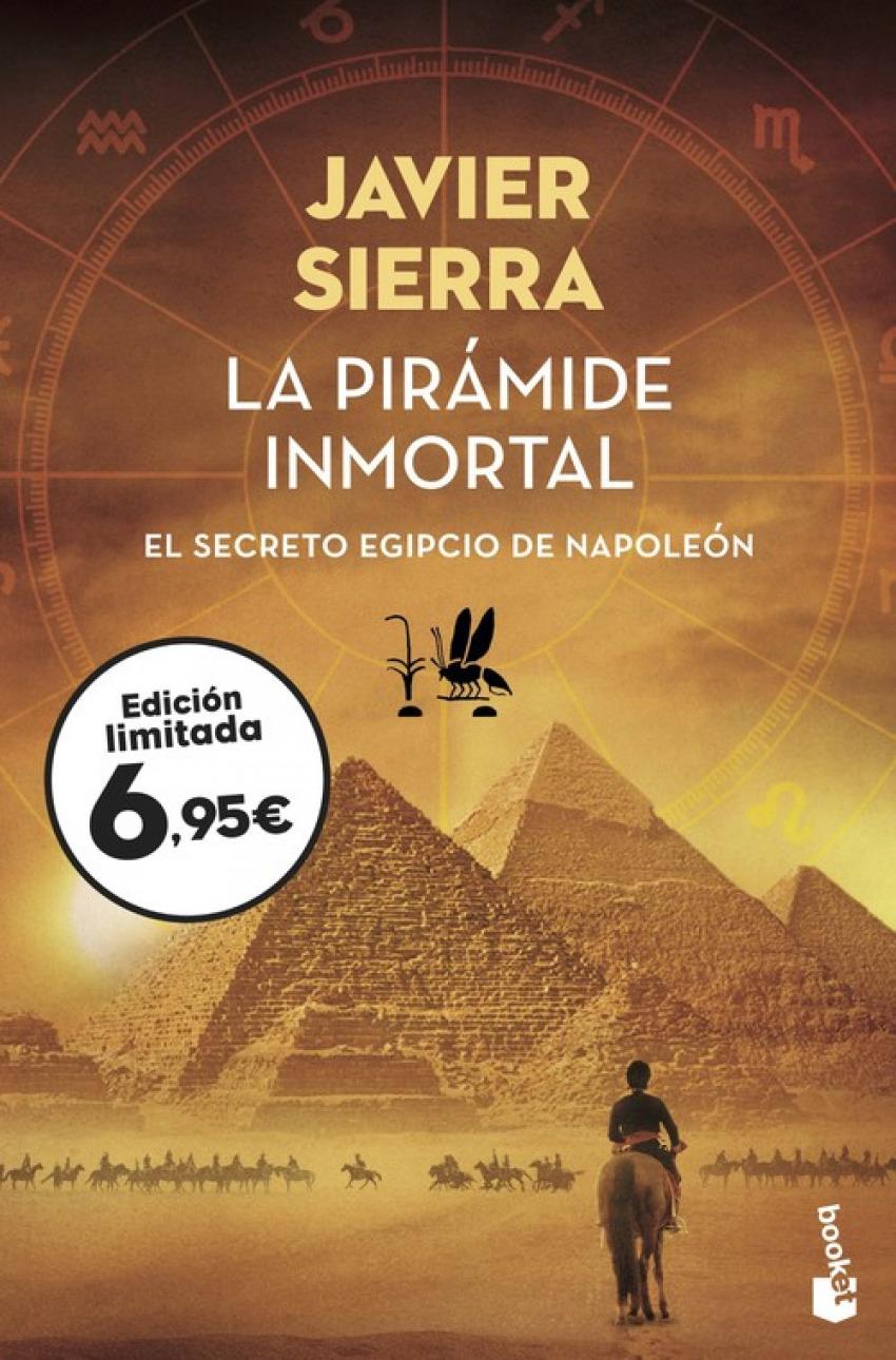 LA PIRAMIDE INMORTAL 9788408201861