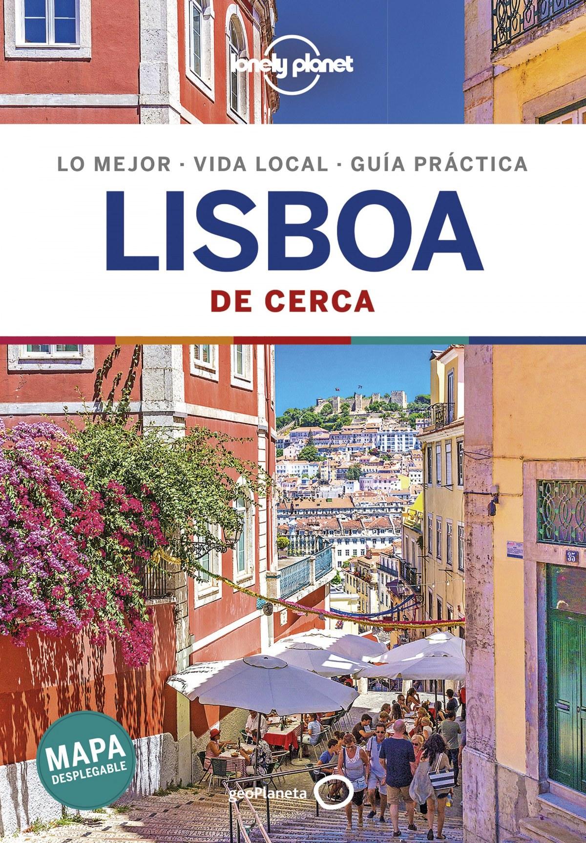 LISBOA DE CERCA 2019 9788408201984