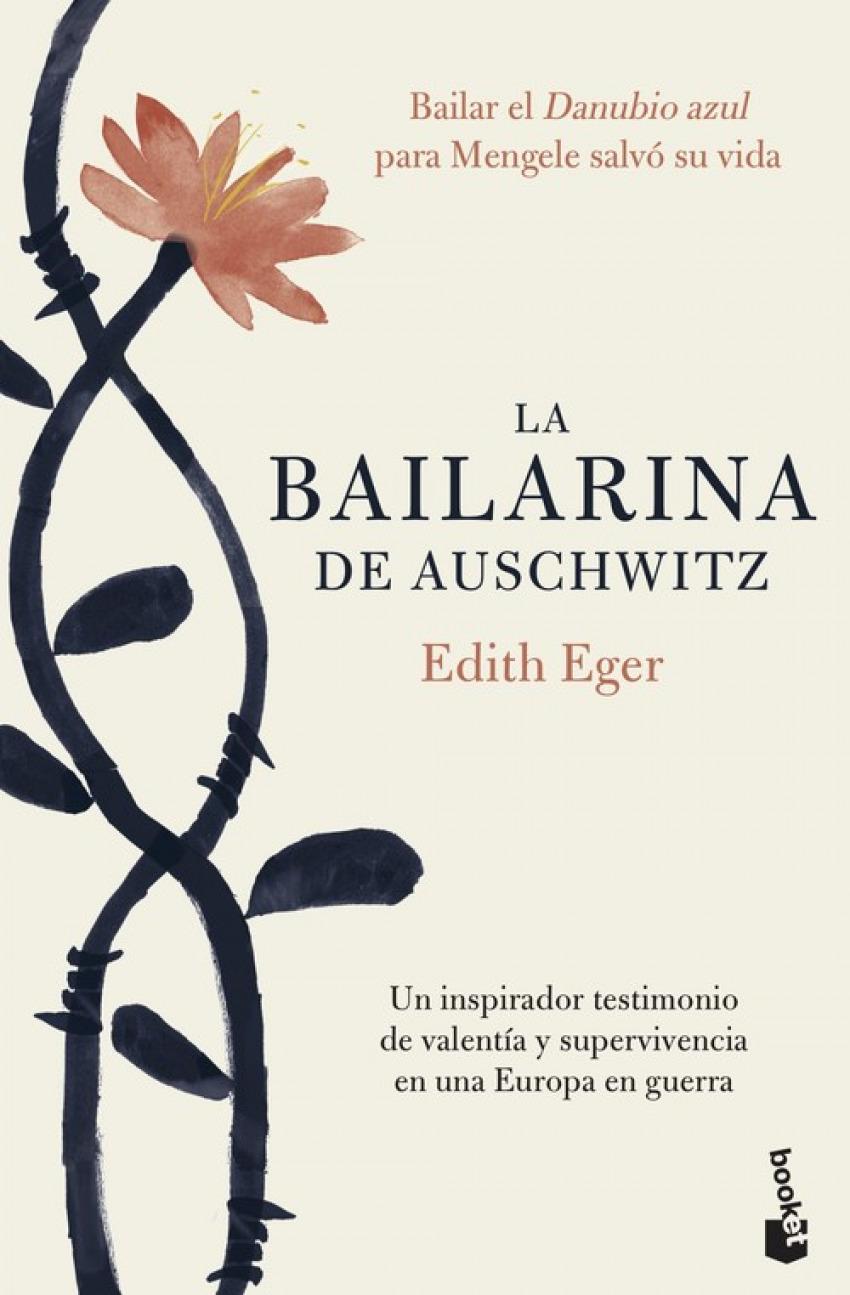 LA BAILARINA DE AUSCHWITZ 9788408202400