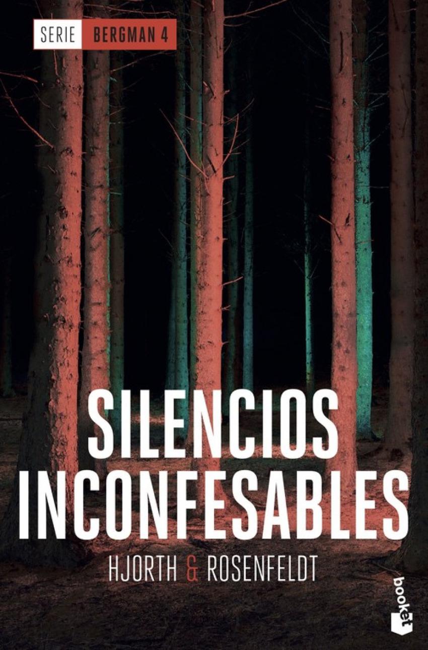 SILENCIOS INCONFENSABLES. SERIE BERGMAN 4 9788408202479