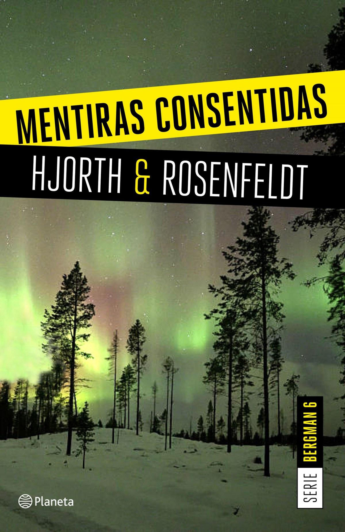 MENTIRAS CONSENTIDAS 9788408205326