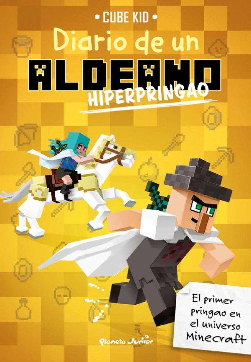 EL DIARIO DE UN ALDEANO HIPERPRINGAO 9788408210870