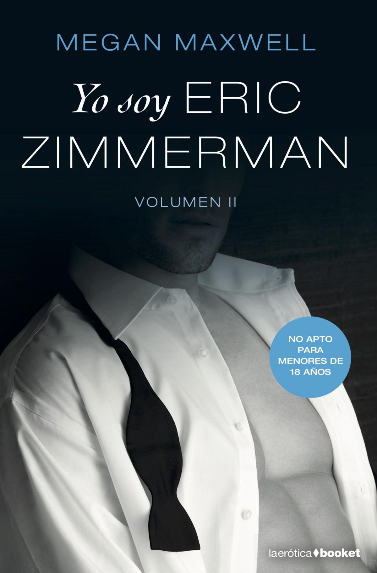 YO SOY ERIC ZIMMERMAN II 9788408212737