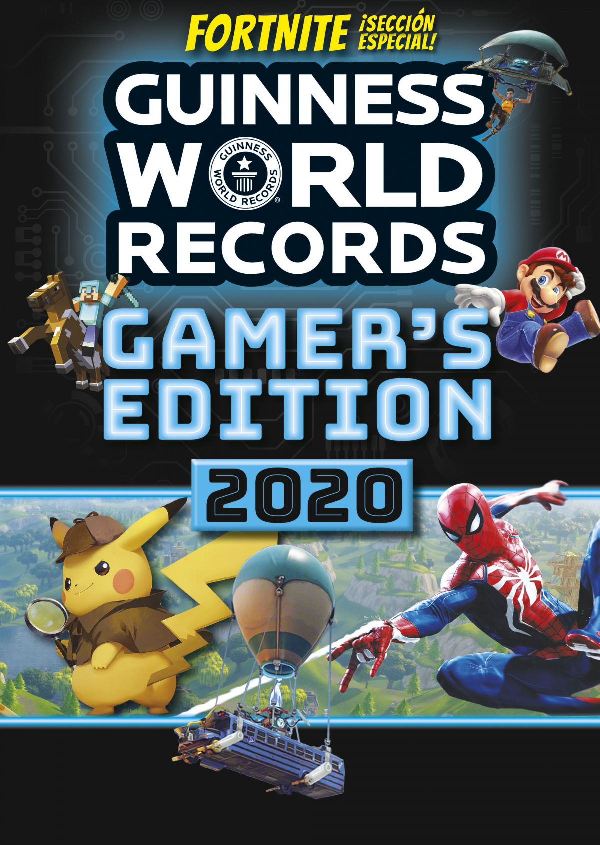 GUINNESS 2020 WORLD RECORDS 9788408212911