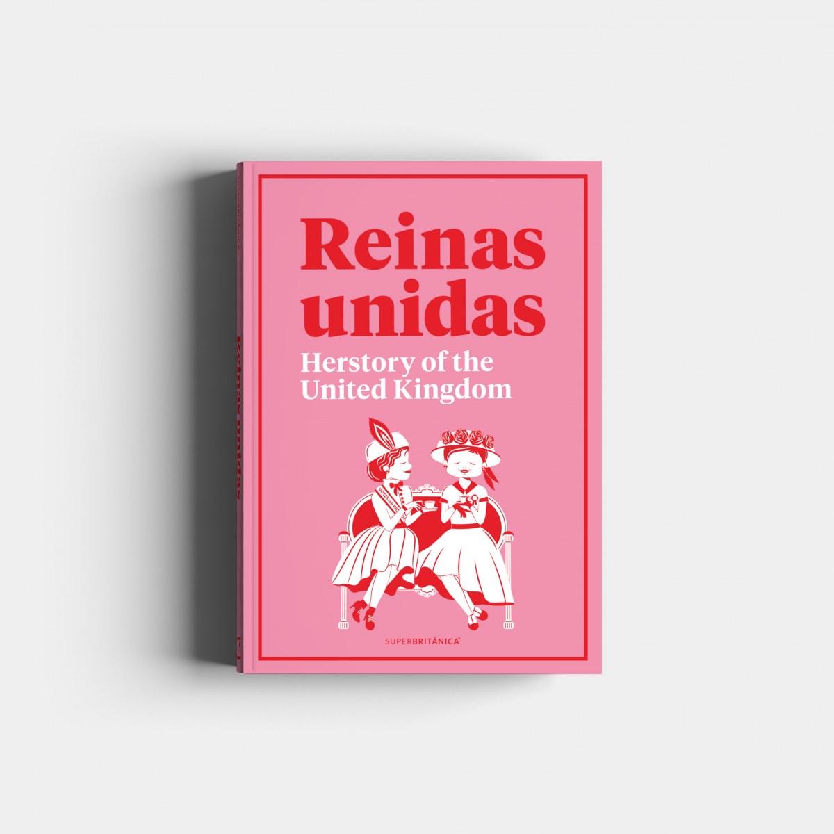 REINAS UNIDAS 9788408216100