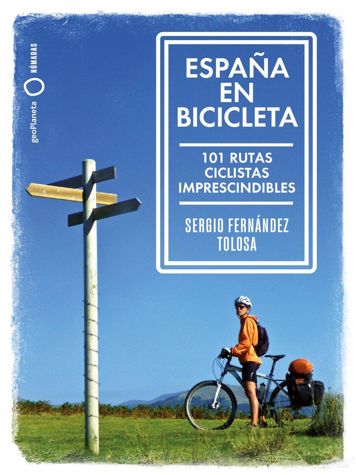 España en bicicleta 9788408216667