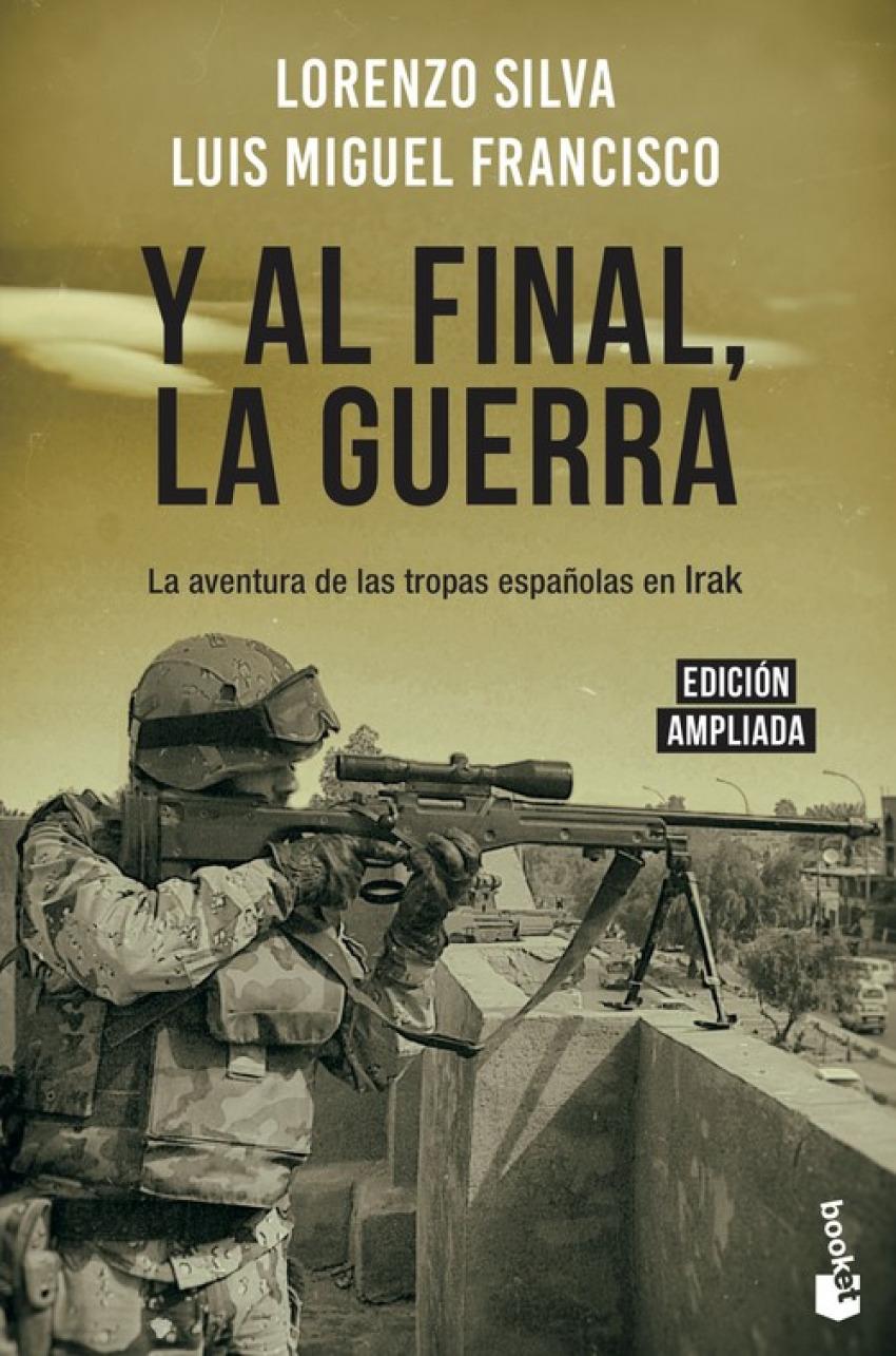 Y AL FINAL, LA GUERRA 9788408217831