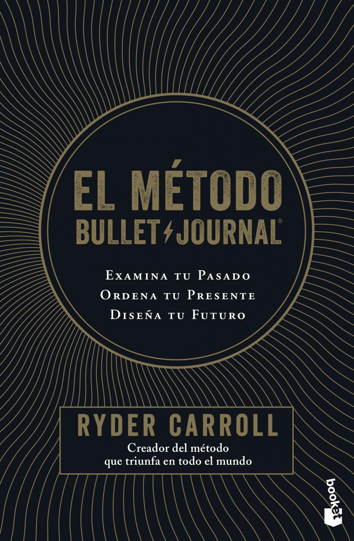 El método Bullet Journal 9788408222101