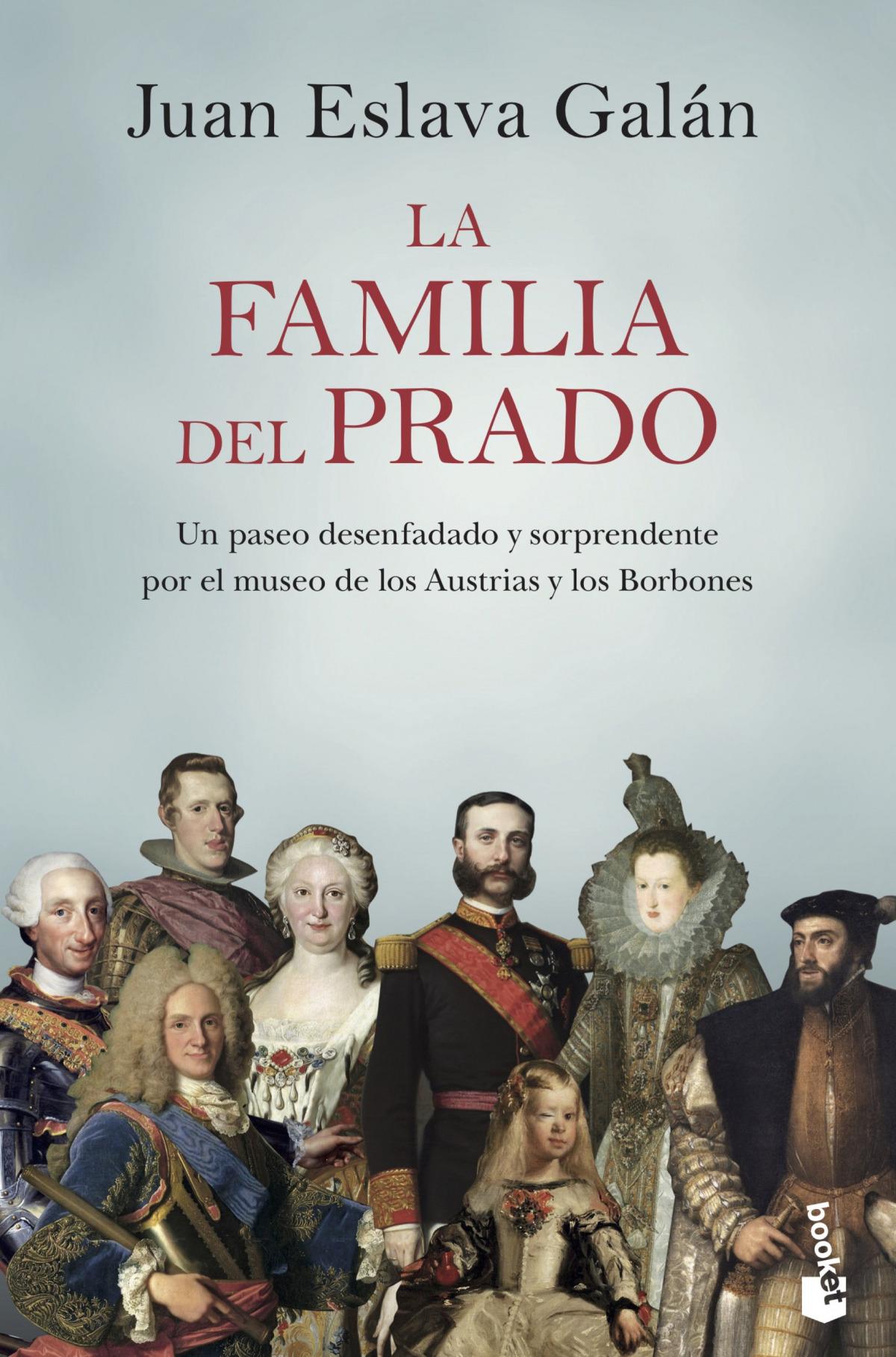 La familia del Prado 9788408222132